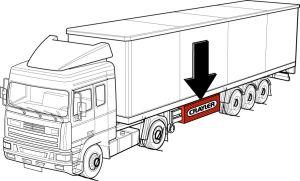 palfinger crayler truck mounted forklift bm model. Black Bedroom Furniture Sets. Home Design Ideas